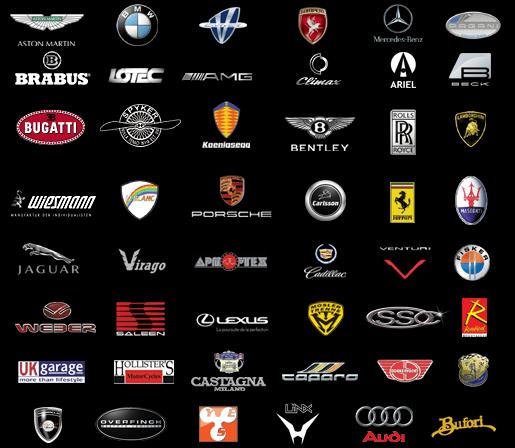 voiture de sport marque