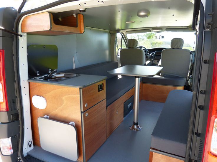 bien aim am nager un van xa55 montrealeast. Black Bedroom Furniture Sets. Home Design Ideas