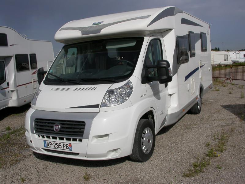 Camping car profil occasion lit central auto sport - Camping car profile lit central occasion ...