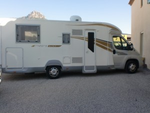 Occasion camping car lit central auto sport - Camping car avec lit central d occasion ...
