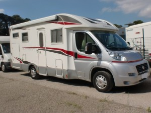 Camping car integral lit central occasion le bon coin - Camping car avec lit central d occasion ...