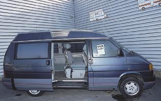 vans camping car occasion auto sport. Black Bedroom Furniture Sets. Home Design Ideas