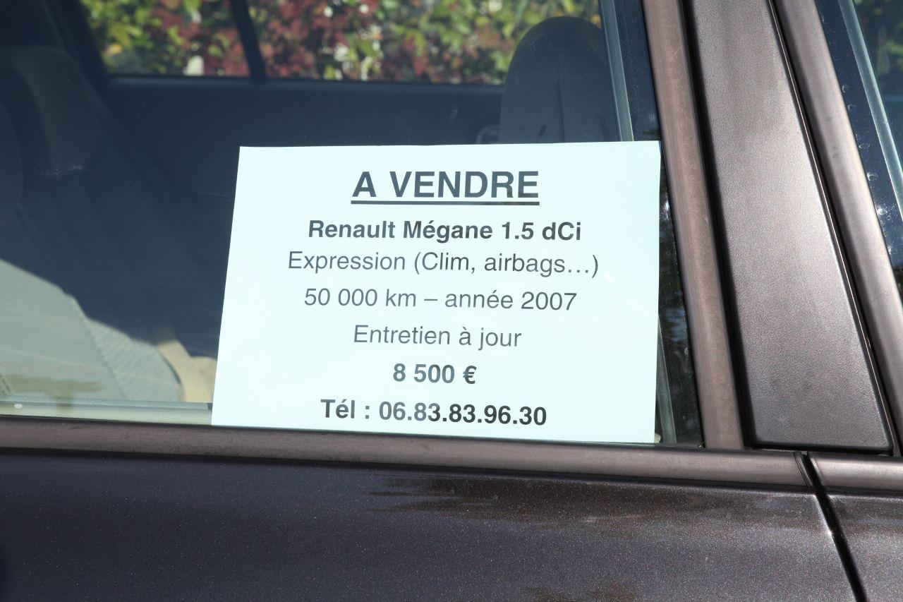 Annonce vente voiture - auto sport