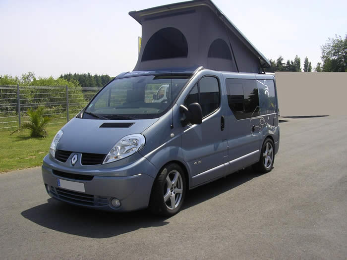renault trafic am nag camping car occasion auto sport. Black Bedroom Furniture Sets. Home Design Ideas