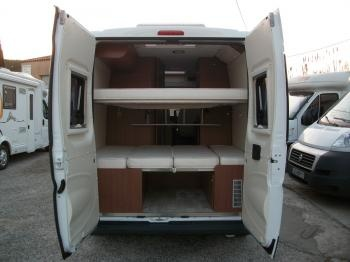 Fourgon camping car occasion particulier auto sport - Camping car occasion lit central particulier ...