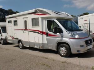 camping car eriba occasion particulier auto sport. Black Bedroom Furniture Sets. Home Design Ideas