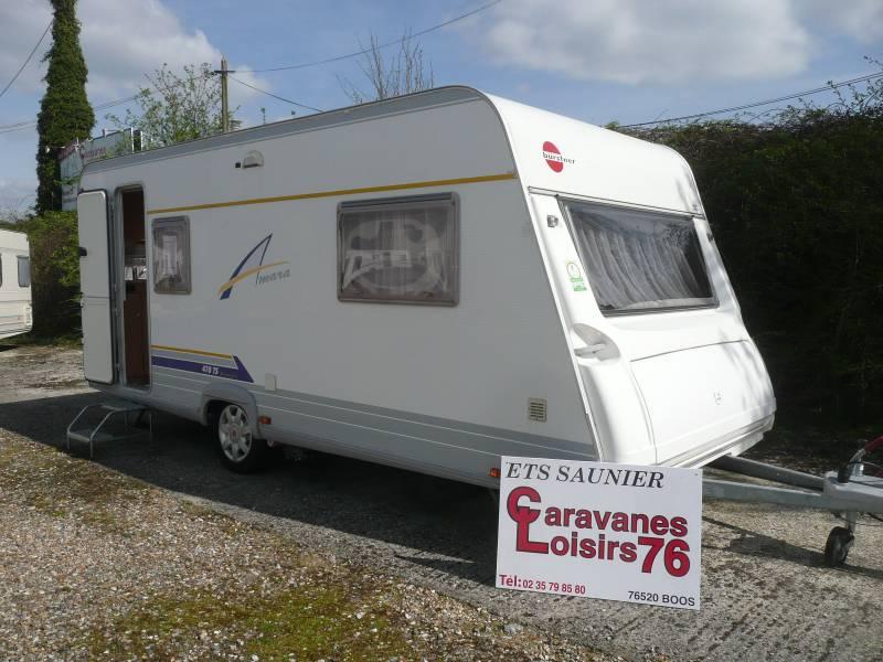 caravane lit central d occasion auto sport. Black Bedroom Furniture Sets. Home Design Ideas