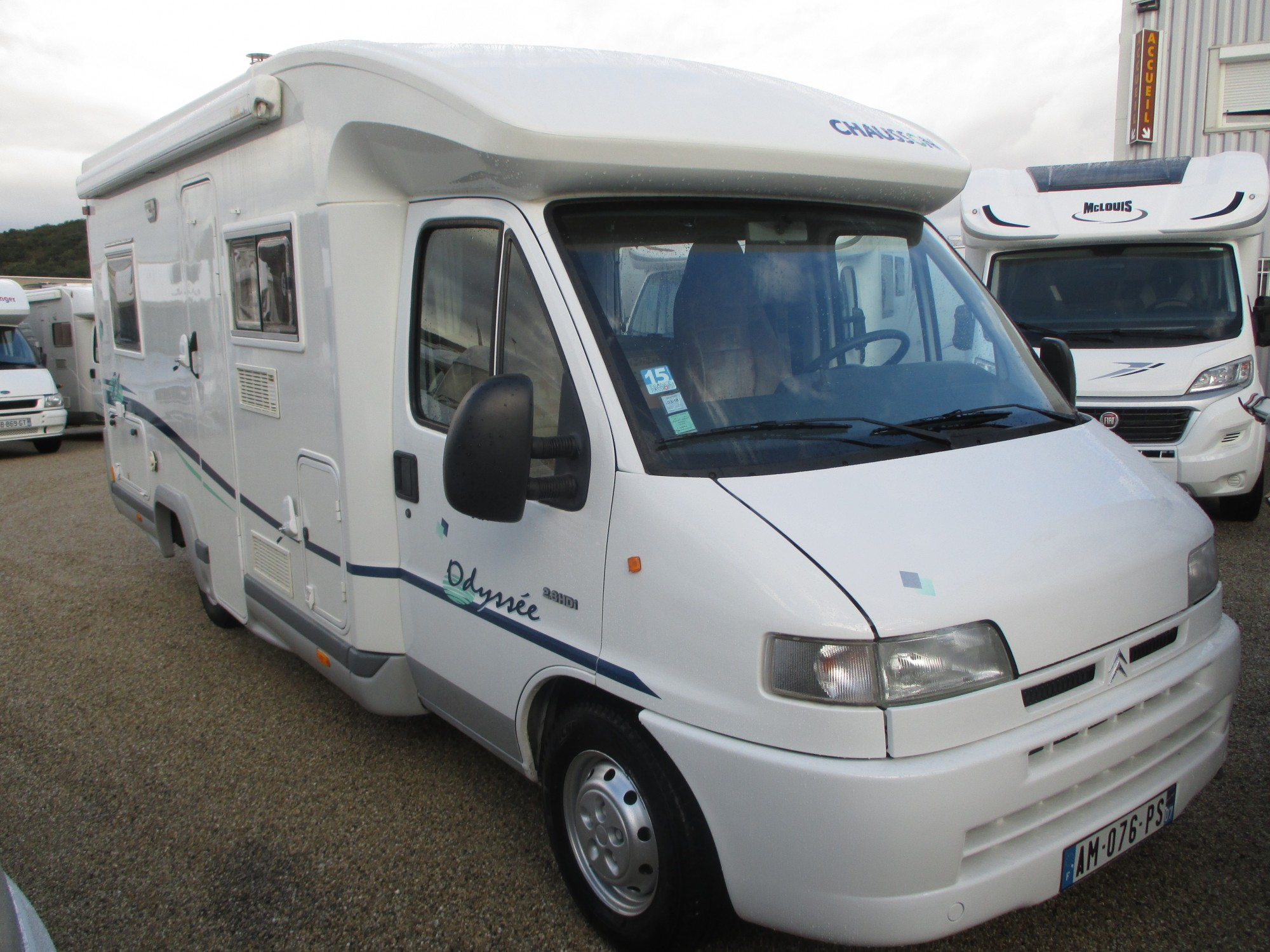 Camping car occasion lit central particulier auto sport - Camping car occasion lit central particulier ...
