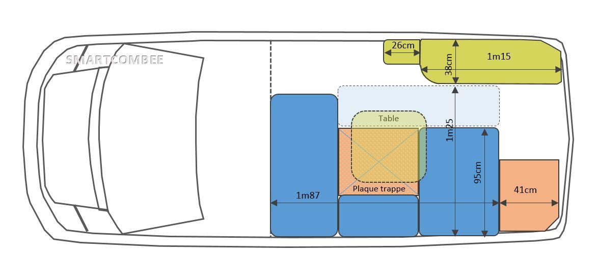 amenagement camionnette occasion auto sport. Black Bedroom Furniture Sets. Home Design Ideas
